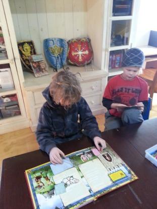 homeschool, king Arthur