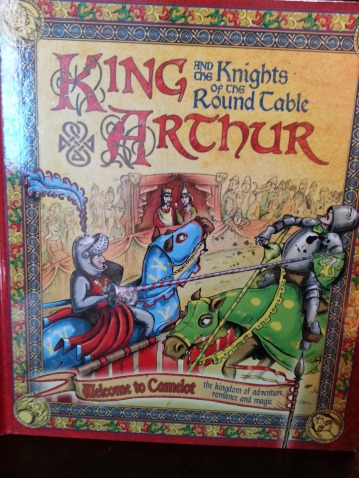 homeschool, king Arthur