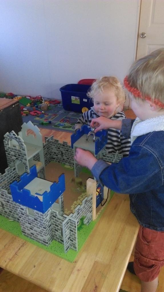 Homeschool, Castles