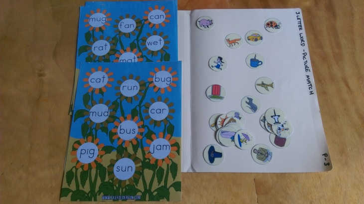 file folder games homeschool