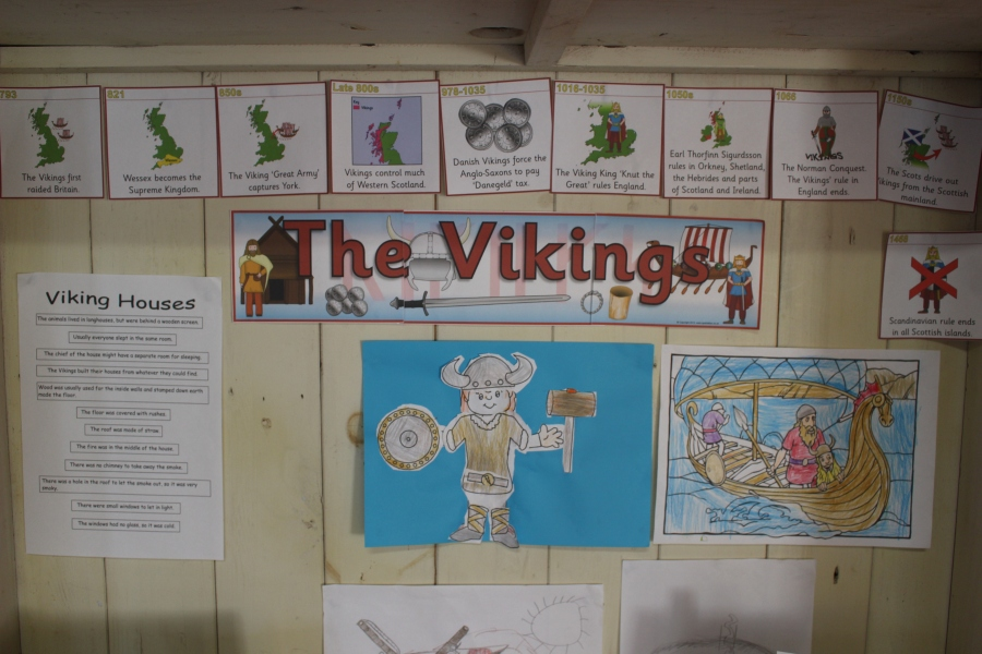 Viking unit study.